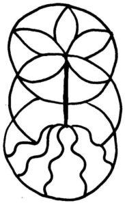 Bede Griffiths Sangha logo